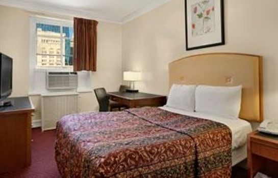 Zimmer TRAVELODGE DOWNTOWN CHICAGO