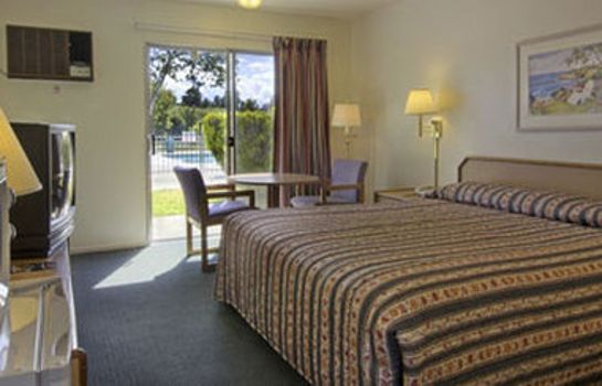 Zimmer TRAVELODGE RED BLUFF