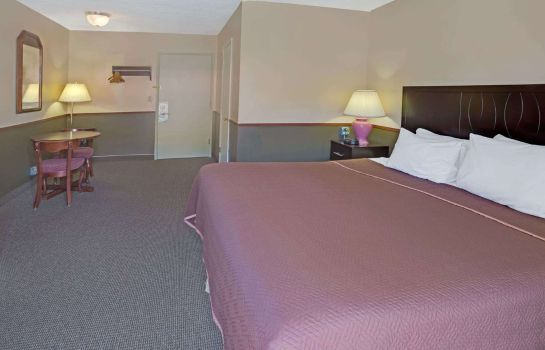 Zimmer TRAVELODGE PORTLAND CITY CENTE