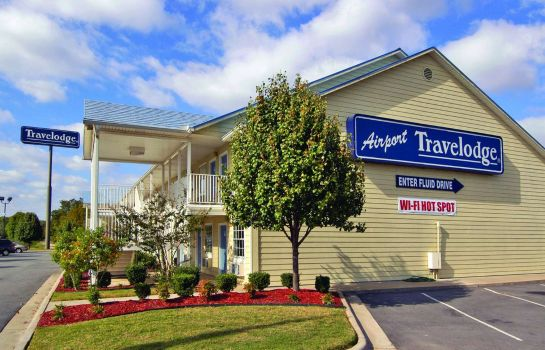 Außenansicht TRAVELODGE LITTLE ROCK AIRPORT