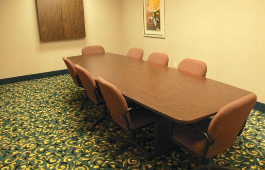 Conference room Quality Inn Anderson