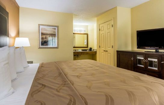Room Quality Inn Anderson