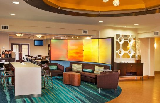 Hotelhalle SpringHill Suites Charlotte University Research Park