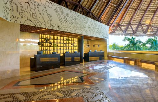 Lobby FIESTA AMERICANA CONDESA CANCUN ALL INCL