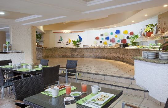 Breakfast room Krystal Ixtapa