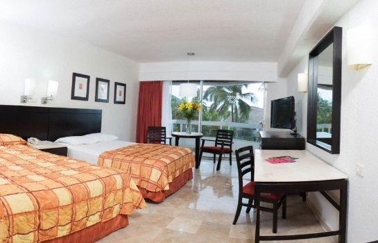Single room (superior) Krystal Ixtapa