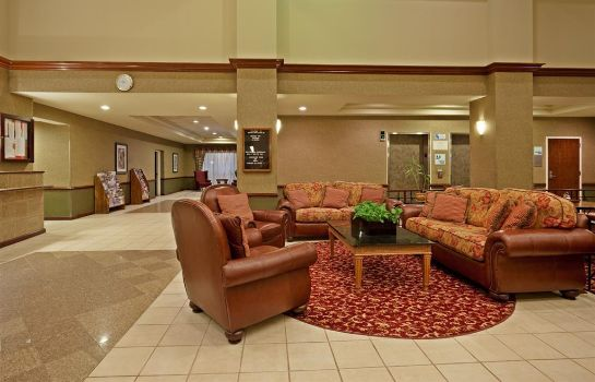 Hotelhalle Holiday Inn Express & Suites SOUTH PORTLAND