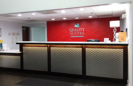Hotelhal Quality Suites Pineville - Charlotte