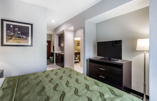 Standaardkamer Quality Suites Pineville - Charlotte