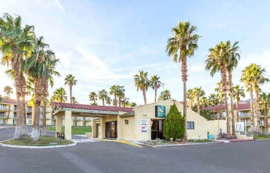 Vista exterior Quality Inn Boulder City