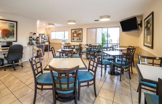 Hotelhalle Quality Inn Boulder City