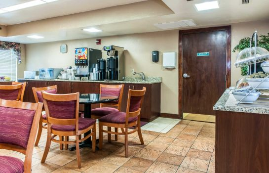 Info Clarion Inn & Suites Northwest