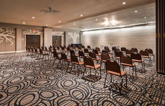 Conference room BEST WESTERN PLUS AUSTIN CITY
