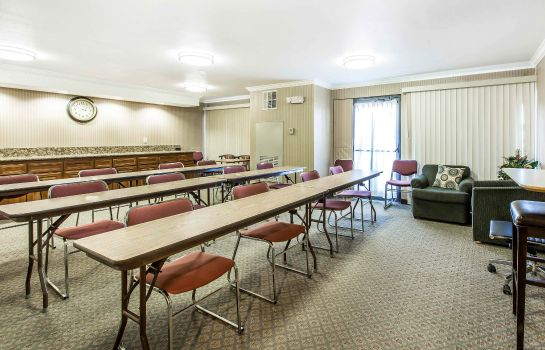 Conference room Comfort Inn & Suites Anaheim