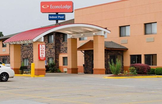 Vista esterna Econo Lodge at Wanamaker