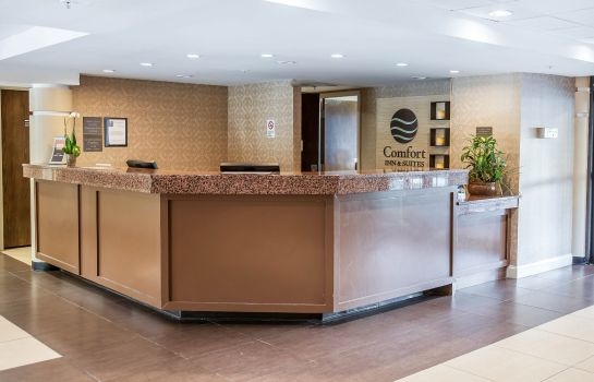 Hotelhalle Comfort Inn & Suites BWI Airport