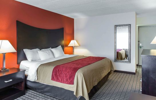 Zimmer Comfort Inn & Suites BWI Airport