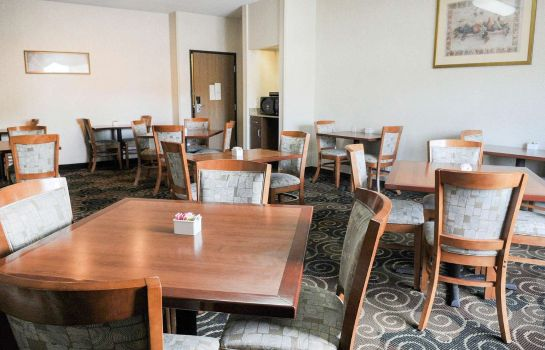 Restaurant Comfort Inn & Suites North