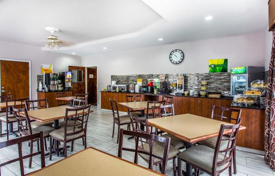 Restauracja Quality Inn & Suites Orangeburg