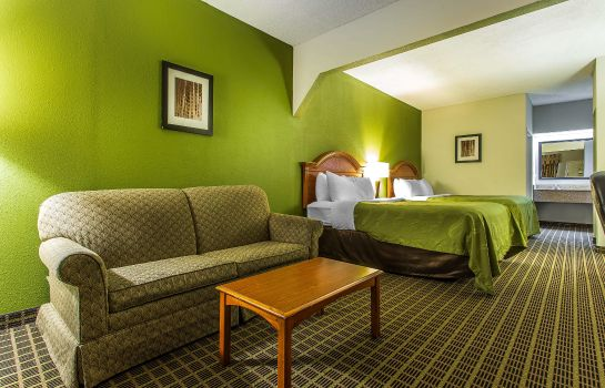 Pokój Quality Inn & Suites Orangeburg
