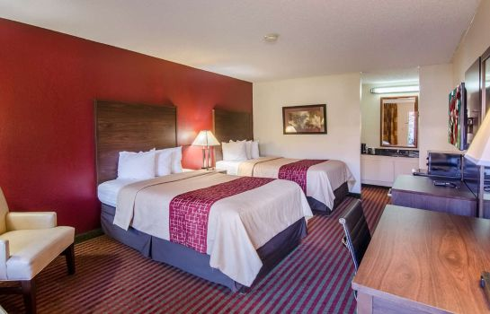 Chambre RED ROOF INN KINGSPORT