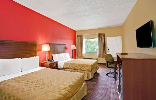 Zimmer DAYS INN AND SUITES MEMPHIS E