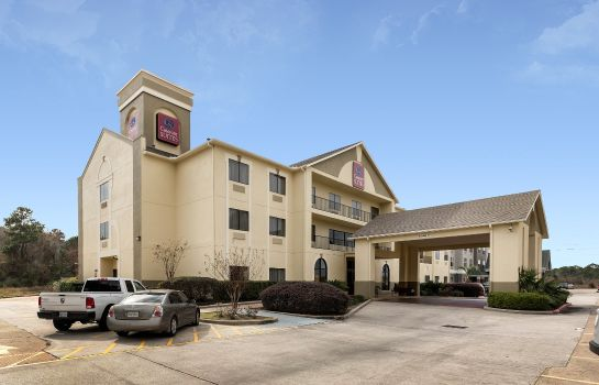 Buitenaanzicht Comfort Suites Bush Intercontinental Airport