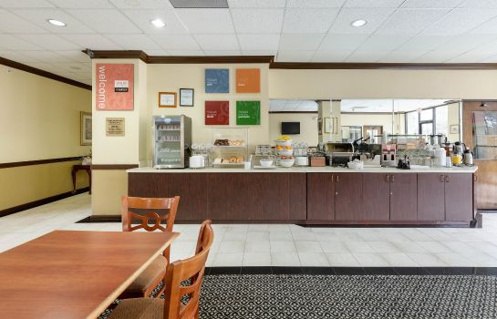Restaurant Comfort Suites Bush Intercontinental Airport