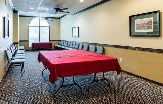 Conference room Comfort Suites Bush Intercontinental Airport