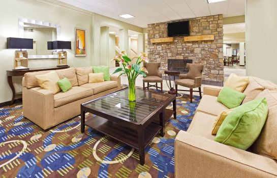 Hotelhalle Days Inn Blowing Rock-Boone Area