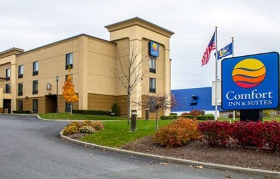 Vista esterna Holiday Inn Express & Suites ALBANY AIRPORT - WOLF ROAD