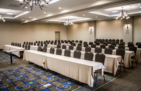 Conference room Holiday Inn Express & Suites ALBANY AIRPORT - WOLF ROAD