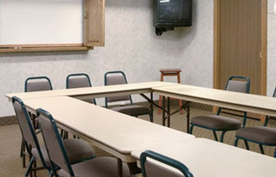 Conference room DAYS INN AND SUITES BOZEMAN