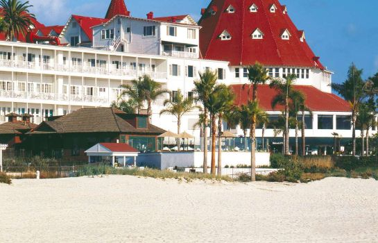 Buitenaanzicht Hotel del Coronado Curio Collection by Hilton