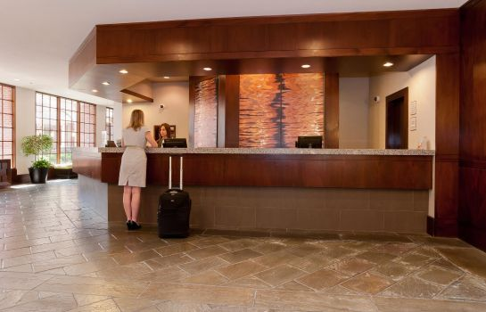 Hotelhalle DoubleTree Suites by Hilton Hotel Charlotte - Southpark