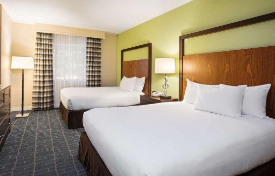 Zimmer DoubleTree Suites by Hilton Hotel Charlotte - Southpark