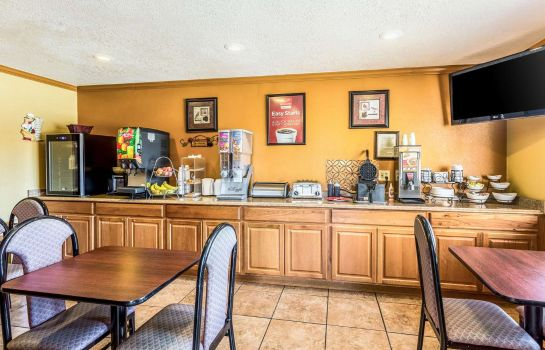 Restaurant Econo Lodge Inn & Suites Albuquerque