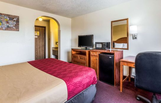 Chambre Econo Lodge Inn & Suites Albuquerque