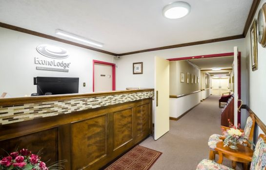 Hotelhalle Econo Lodge Colonial