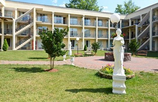 Vista esterna Quality Inn & Suites Near Ft. Belvoir