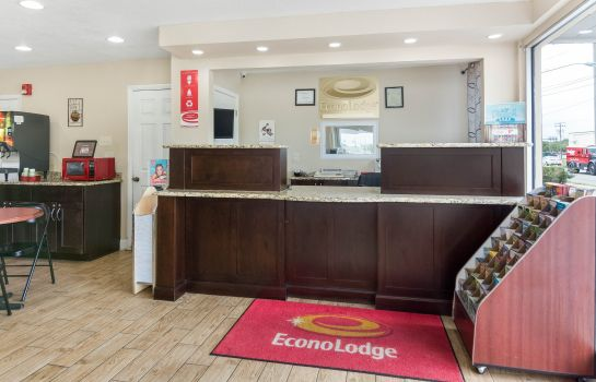 Hotelhal Econo Lodge Town Center