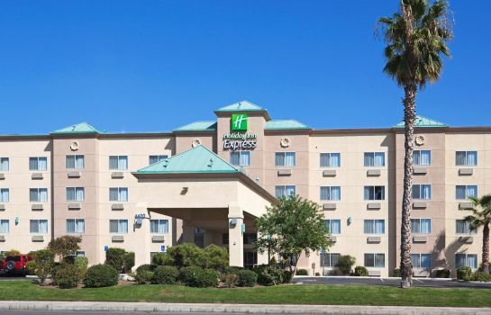Buitenaanzicht Holiday Inn Express BAKERSFIELD