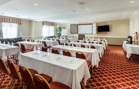 Sala congressi Comfort Inn & Suites Texas Hill Country
