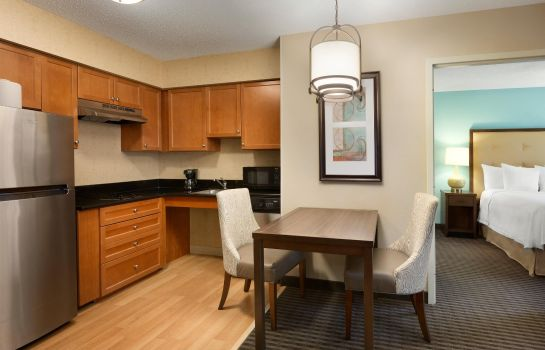 Hotel-Bar Homewood Suites by Hilton Houston-Westchase