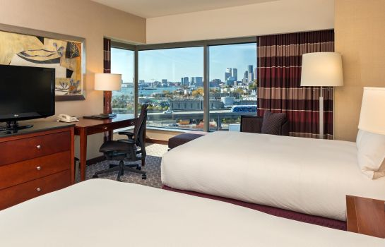 Suite Hilton Boston Logan Airport