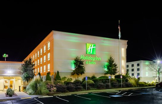Vue extérieure Holiday Inn & Suites ATLANTA AIRPORT-NORTH