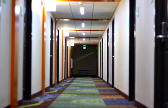 Hall de l'hôtel Holiday Inn & Suites ATLANTA AIRPORT-NORTH