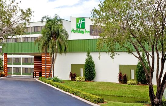 Vista esterna Holiday Inn ST PETERSBURG N - CLEARWATER