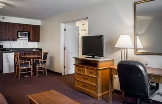 Suite Clarion Inn & Suites Clearwater