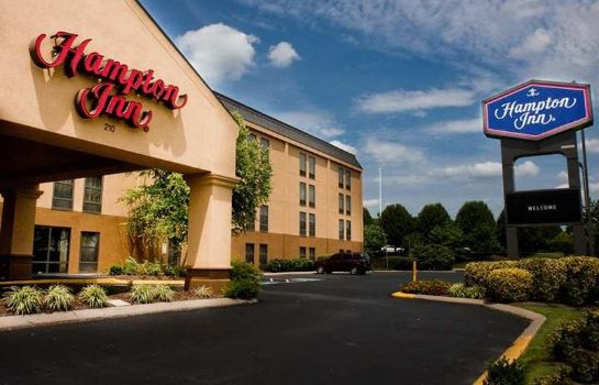 Buitenaanzicht Hampton Inn Hickory Hollow